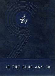 Needville High School - Blue Jay Yearbook (Needville, TX) online yearbook collection, 1950 Edition, Cover