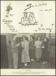 Page 13, 1950 Edition, Needville High School - Blue Jay Yearbook (Needville, TX) online yearbook collection