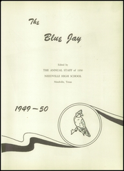 Page 17, 1950 Edition, Needville High School - Blue Jay Yearbook (Needville, TX) online yearbook collection