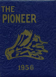 Negaunee High School - Pioneer Yearbook (Negaunee, MI) online yearbook collection, 1956 Edition, Cover