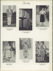 Page 13, 1956 Edition, Negaunee High School - Pioneer Yearbook (Negaunee, MI) online yearbook collection