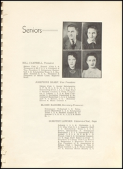 Page 13, 1940 Edition, Nelsonville High School - Saga Yearbook (Nelsonville, OH) online yearbook collection