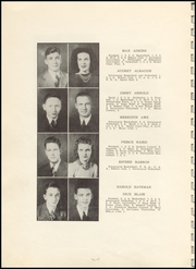 Page 14, 1940 Edition, Nelsonville High School - Saga Yearbook (Nelsonville, OH) online yearbook collection