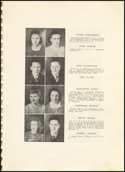 Page 15, 1940 Edition, Nelsonville High School - Saga Yearbook (Nelsonville, OH) online yearbook collection