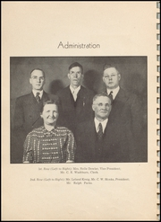 Page 8, 1940 Edition, Nelsonville High School - Saga Yearbook (Nelsonville, OH) online yearbook collection