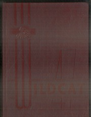 Neosho High School - Wild Cat Yearbook (Neosho, MO) online yearbook collection, 1947 Edition, Cover