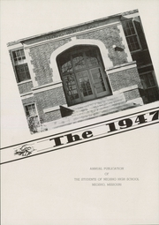 Page 6, 1947 Edition, Neosho High School - Wild Cat Yearbook (Neosho, MO) online yearbook collection