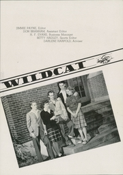 Page 7, 1947 Edition, Neosho High School - Wild Cat Yearbook (Neosho, MO) online yearbook collection