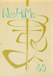 Neosho High School - Wild Cat Yearbook (Neosho, MO) online yearbook collection, 1960 Edition, Cover
