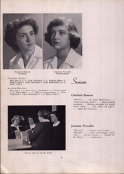Page 10, 1949 Edition, Nerinx Hall High School - Key Yearbook (Webster Groves, MO) online yearbook collection
