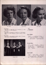 Page 12, 1949 Edition, Nerinx Hall High School - Key Yearbook (Webster Groves, MO) online yearbook collection