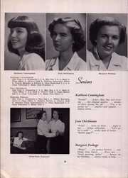 Page 14, 1949 Edition, Nerinx Hall High School - Key Yearbook (Webster Groves, MO) online yearbook collection