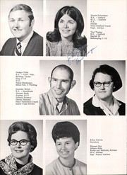 Page 16, 1971 Edition, Nestucca Union High School - Bobcat Yearbook (Cloverdale, OR) online yearbook collection