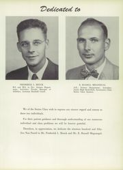 Page 7, 1955 Edition, Nether Providence High School - Non Pareil Yearbook (Wallingford, PA) online yearbook collection