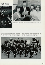 Neville High School - Monroyan Yearbook (Monroe, LA) online yearbook collection, 1965 Edition, Page 57