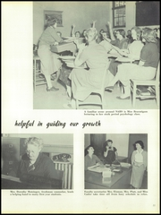 Page 15, 1957 Edition, New Albany High School - Senior Blotter Yearbook (New Albany, IN) online yearbook collection