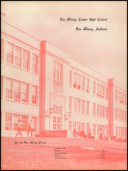 Page 6, 1957 Edition, New Albany High School - Senior Blotter Yearbook (New Albany, IN) online yearbook collection