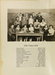New Athens High School - Vespa Yearbook (New Athens, IL) online yearbook collection, 1949 Edition, Page 6