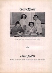 Page 16, 1950 Edition, New Bedford Vocational High School - Mariner Yearbook (New Bedford, MA) online yearbook collection