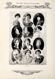 Page 10, 1928 Edition, New Bern High School - Bruin Yearbook (New Bern, NC) online yearbook collection