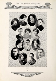 Page 12, 1928 Edition, New Bern High School - Bruin Yearbook (New Bern, NC) online yearbook collection
