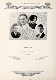 Page 16, 1928 Edition, New Bern High School - Bruin Yearbook (New Bern, NC) online yearbook collection
