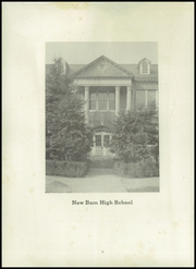Page 10, 1948 Edition, New Bern High School - Bruin Yearbook (New Bern, NC) online yearbook collection