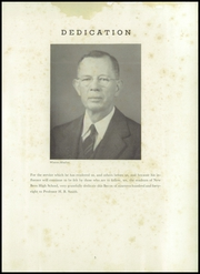 Page 9, 1948 Edition, New Bern High School - Bruin Yearbook (New Bern, NC) online yearbook collection