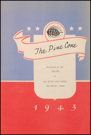 Page 7, 1943 Edition, New Boston High School - Pine Cone Yearbook (New Boston, TX) online yearbook collection