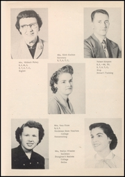 New Boston High School - Pine Cone Yearbook (New Boston, TX) online yearbook collection, 1955 Edition, Page 17