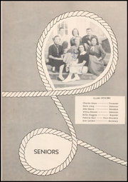 New Boston High School - Pine Cone Yearbook (New Boston, TX) online yearbook collection, 1955 Edition, Page 18 of 168