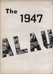 Page 8, 1947 Edition, New Brighton High School - Alaurum Yearbook (New Brighton, PA) online yearbook collection