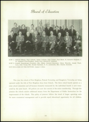 Page 12, 1953 Edition, New Brighton High School - Alaurum Yearbook (New Brighton, PA) online yearbook collection