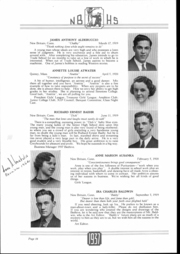 Page 17, 1937 Edition, New Britain High School - Beehive Yearbook (New Britain, CT) online yearbook collection