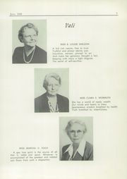 Page 11, 1949 Edition, New Brunswick High School - Advocate Yearbook (New Brunswick, NJ) online yearbook collection