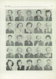 Page 13, 1949 Edition, New Brunswick High School - Advocate Yearbook (New Brunswick, NJ) online yearbook collection