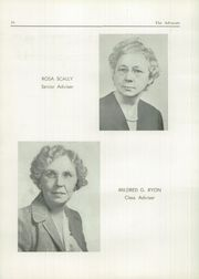 Page 14, 1949 Edition, New Brunswick High School - Advocate Yearbook (New Brunswick, NJ) online yearbook collection