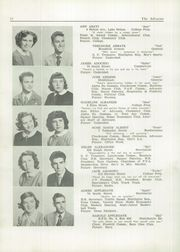 Page 16, 1949 Edition, New Brunswick High School - Advocate Yearbook (New Brunswick, NJ) online yearbook collection