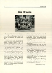 New Brunswick High School - Advocate Yearbook (New Brunswick, NJ) online yearbook collection, 1952 Edition, Page 12