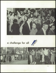Page 11, 1955 Edition, New Castle Chrysler High School - Rosennial Yearbook (New Castle, IN) online yearbook collection