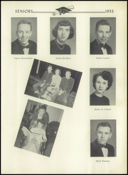 Page 11, 1955 Edition, New Castle High School - Mountain Echo Yearbook (New Castle, VA) online yearbook collection