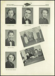 Page 12, 1955 Edition, New Castle High School - Mountain Echo Yearbook (New Castle, VA) online yearbook collection