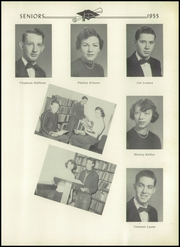 Page 13, 1955 Edition, New Castle High School - Mountain Echo Yearbook (New Castle, VA) online yearbook collection