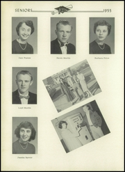 Page 14, 1955 Edition, New Castle High School - Mountain Echo Yearbook (New Castle, VA) online yearbook collection