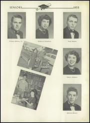 Page 15, 1955 Edition, New Castle High School - Mountain Echo Yearbook (New Castle, VA) online yearbook collection