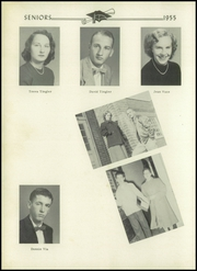 Page 16, 1955 Edition, New Castle High School - Mountain Echo Yearbook (New Castle, VA) online yearbook collection
