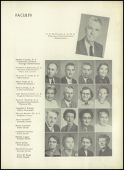 Page 7, 1955 Edition, New Castle High School - Mountain Echo Yearbook (New Castle, VA) online yearbook collection