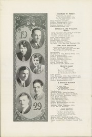 New Castle High School - Ne Ca Hi Yearbook (New Castle, PA) online yearbook collection, 1929 Edition, Page 12 of 130