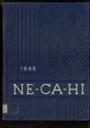 New Castle High School - Ne Ca Hi Yearbook (New Castle, PA) online yearbook collection, 1946 Edition, Cover