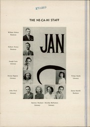Page 9, 1946 Edition, New Castle High School - Ne Ca Hi Yearbook (New Castle, PA) online yearbook collection